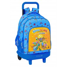 SUPERTHINGS GDE BACKPACK GDE BACKPACK REMOVABLE COMPACT WHEELS
