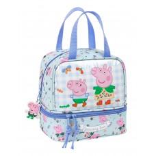 PEPPA PIG TERMO LUNCH BAG