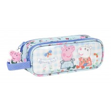PEPPA PIG DOUBLE PENCIL CASE